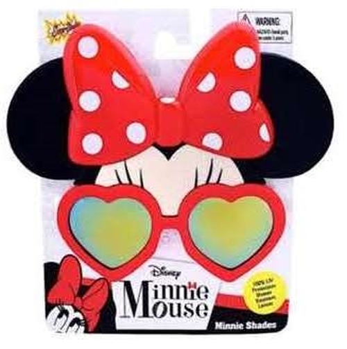 Minnie Shades Sunstache Sunglasses