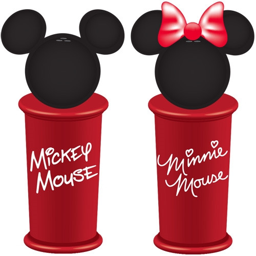 Perfect table top decoration. �Display these Salt & Pepper Shakers with pride!