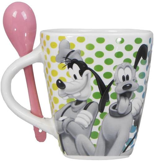 Disney Mickey Groupies Spoon Mug