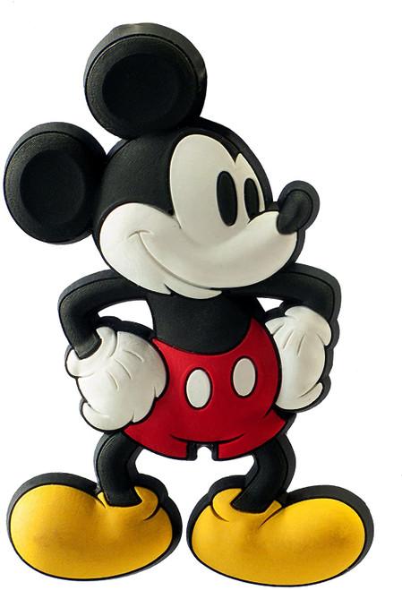 "Disney Retro Mickey Soft Touch Magnet,Multi-colored,4"""