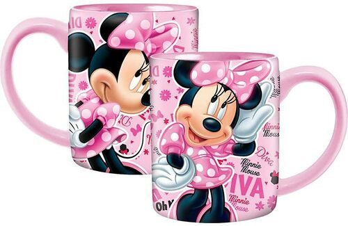 Disney Minnie 14oz Coffee Relief Mug Oh My