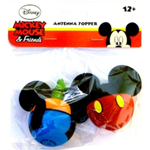 Decorate your car with your choice of some of the favorite Disney characters and themes. Choose from a holiday theme or character design. Dress up your antenna with any of our highly popular designs. Pick up several to keep the fun going all year long!