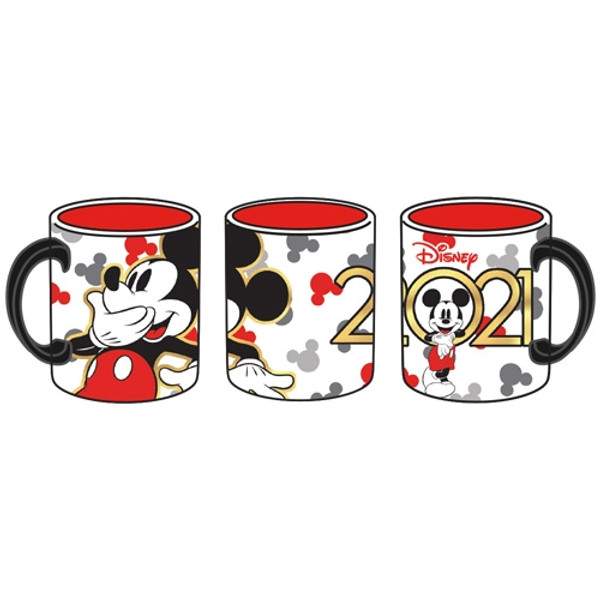Disney 11oz Mug 2021 Hi Ya Mickey