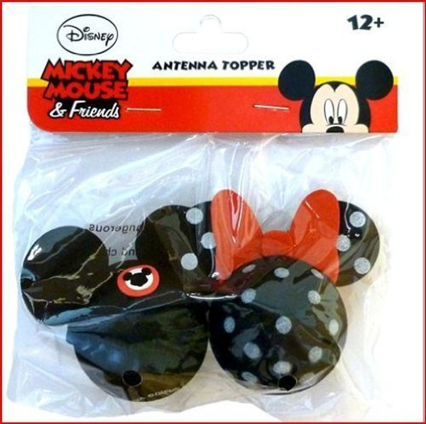 Features Mickey and Minnie Mouse! Perfect for any Disney Fan! Officially Licensed