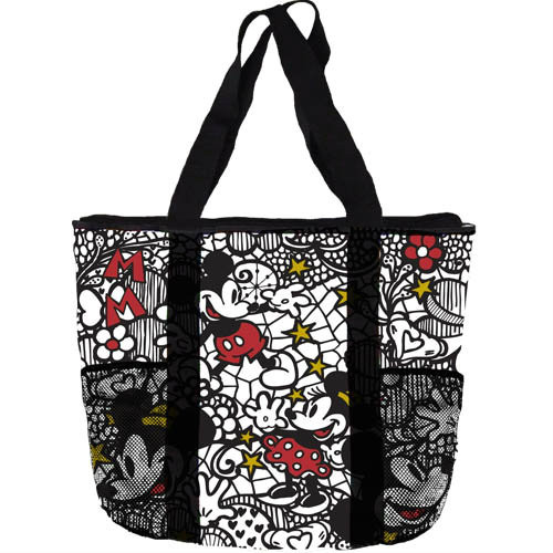 fd145495233 Disney Mickey and Minnie Mouse Tote bag