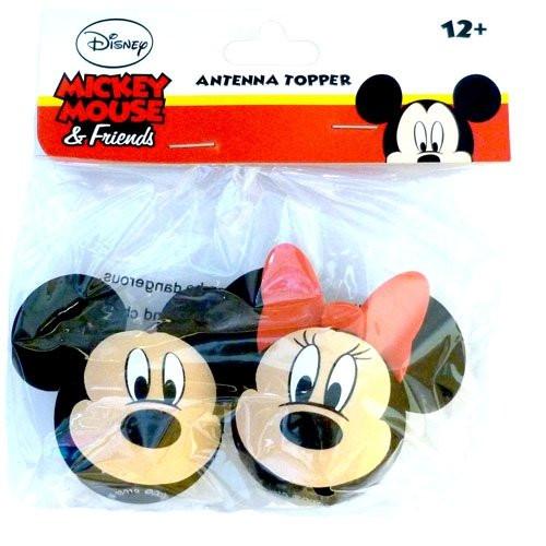 Disney Car Antenna Topper Minnie Mouse Face