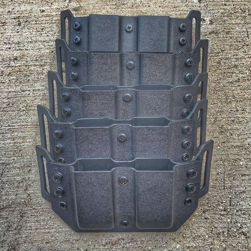 Outside the Waistband Double Magazine Carrier