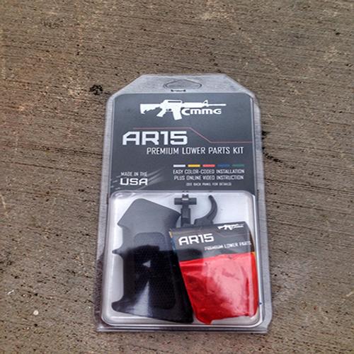 CMMG Premium Ar15 Lower Parts Kits