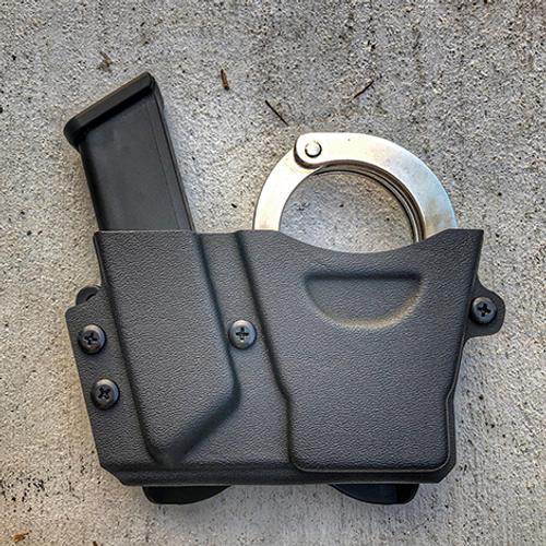 Single Magazine & Handcuff Carrier