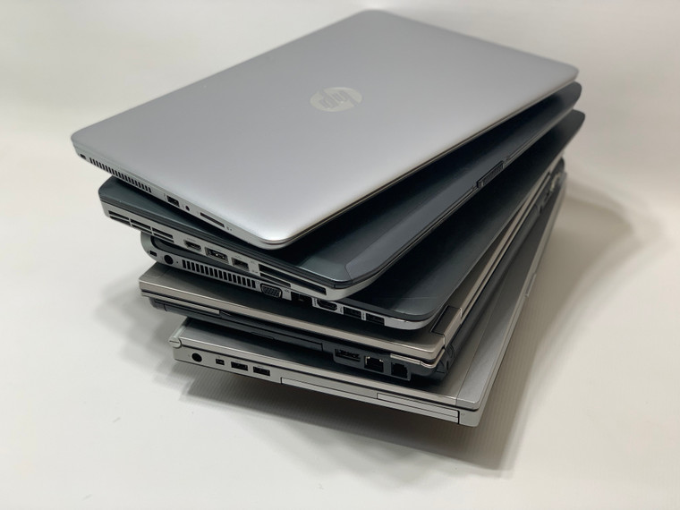 Pre-Order Lot of 5x Laptops i5 4th Gen/ 8GB RAM/ 500GB HDD (Mixed brands/ models). FREE LOCAL PICKUP IN VANCOUVER, TORONTO, MONTREAL, CALGARY, EDMONTON
