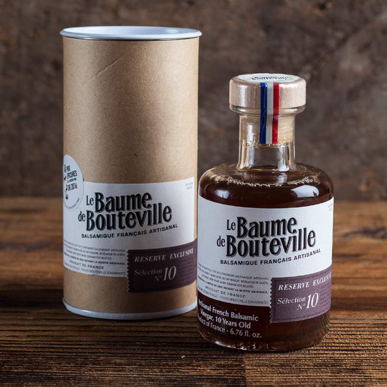 Le Baume de Bouteville 10 Year Aged French Balsamic Vinegar  b56e2235b2