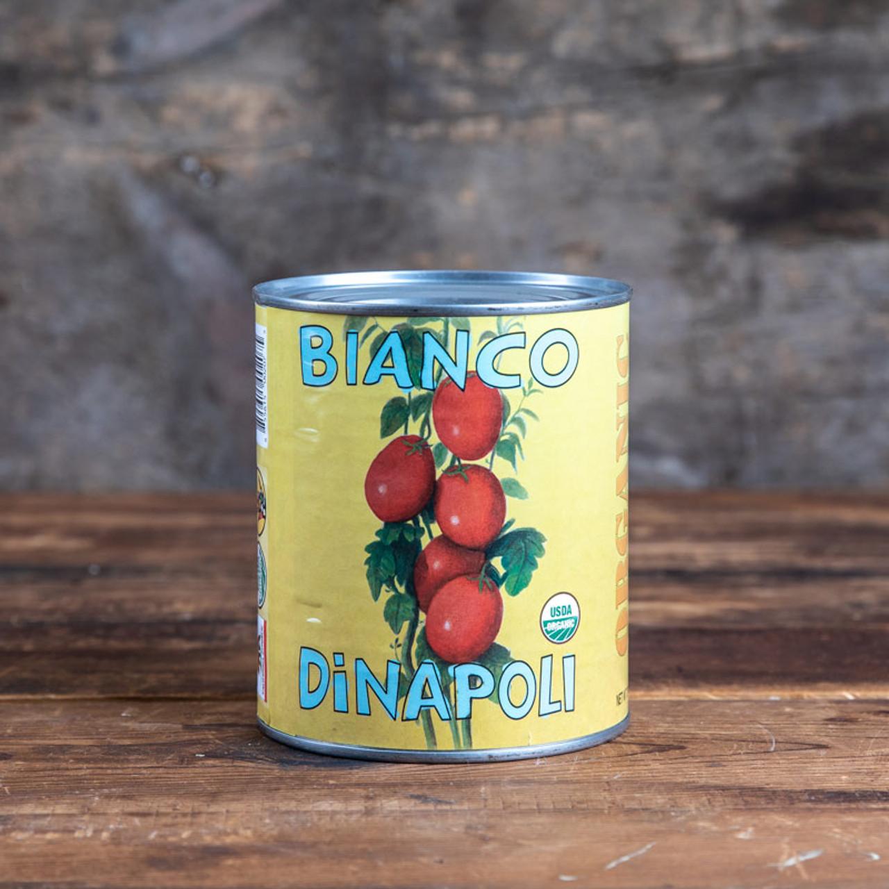 Bianco Dinapoli Organic Whole Peeled Tomatoes Peeled Tomatoes Di Bruno Bros