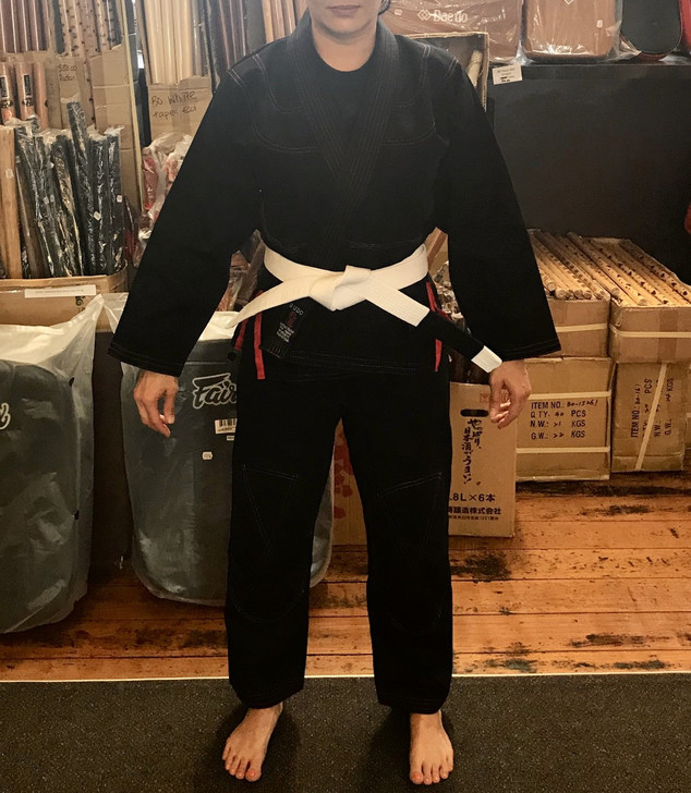 BJJ KIDS BLACK GI