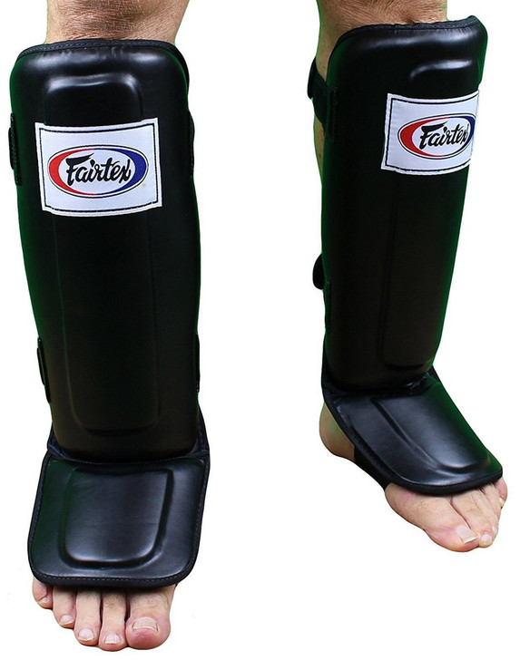 Sizing	Length of Shin	Widest Shin	Foot Protection Medium	34 cm	           25 cm          	13 cm Large	       36 cm               27 cm           	13 cm