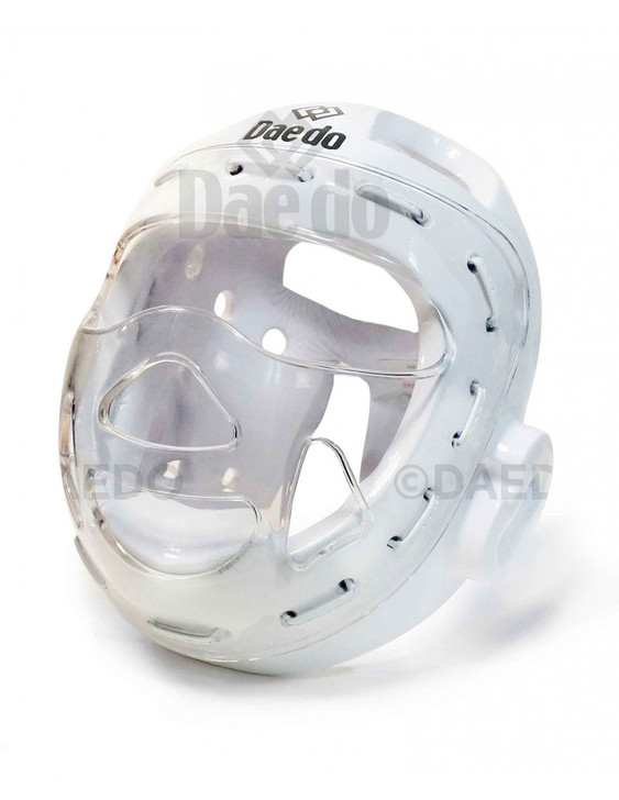 WT HEAD GEAR WITH CAGE PROTECTION