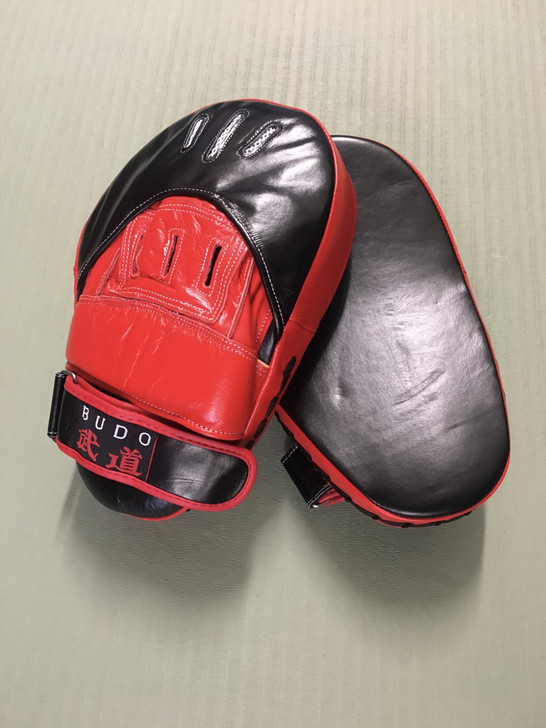 Focus Leather Pads (sold as a pair)