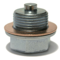 Smart ForTwo (451) Petrol - Magnetic Sump Plug and Copper Washer