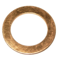 Copper Washer to DIN 7603A 22