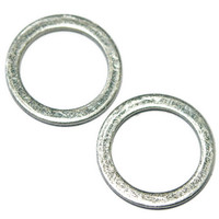 Aluminium Washer Seals for MB Turbo Charger Oil Pipe