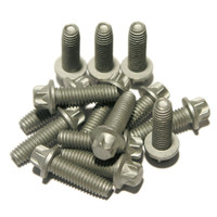 Geomet Coated Sump Bolts for Smart Car