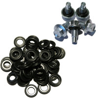 Vauxhall / Saab / GM / MAXI PACK - 5 Sump Plugs & 50 Sump Washers - 11519933 - MP15