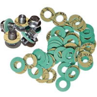 Toyota - MAXI PACK 10W - 5 Sump Plugs & 50 Performance Sump Washers - 90341-12012 - MP10W