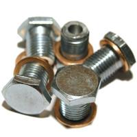 Sump Plug Replaces: Fiat / Alfa Romeo / Lancia 55184773