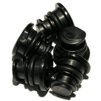 VW 06L-103-801 - SP51Wx5, 5 Pack genuine VW Plastic Sump Plugs with o-ring seal.