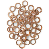 Nissan Copper Compression Sump Washers OE 11026 01M02 - 50 pack