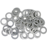 Nissan Toyota Honda Mazda OE - 200 Oil Sump Plug Washer Assortment Workshop Pack - SWAP3L