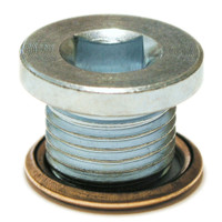 Oil Drain Sump Plug and Washer - SP12W