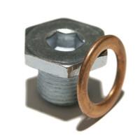 Oil Drain Plug 0311.21 and Sump Plug Washer 0313.27