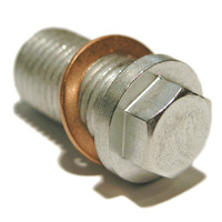 Sump Plug for MB - Thread Size M14 x1.5 - Thread length 24mm - Overall length 33mm - 13mm Hex Head