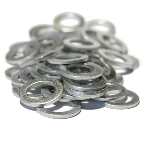 Honda 94109-14000,  Land Rover ALU1403L -  ALU1403, SW30x50 - Pack of 50 OE Replacement Aluminium Sump Washers