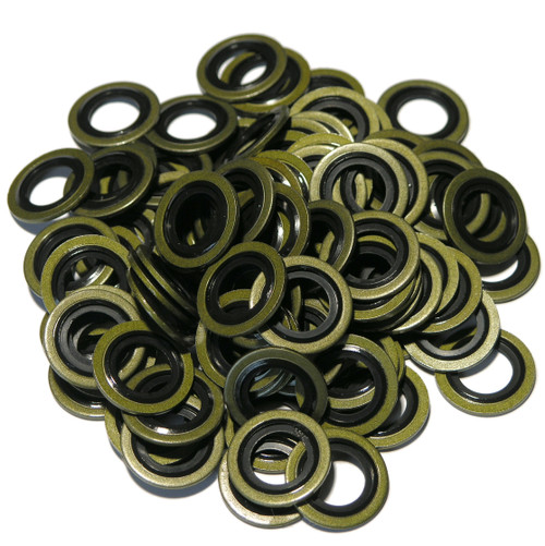 Bonded Seal Washer replacing Nissan part no 32135-AX001