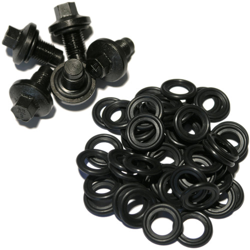 Maxi Pack 3, Ford  1 013 938 Zetec Engine 5 Sump plugs & 50 Sump Washers