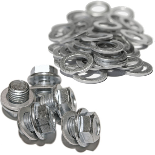 Honda - MAXI PACK - 5 Sump Plugs & 50 Sump Washers - MP30 - 90009-PH1-000