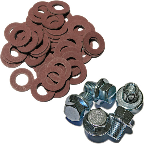 Toyota - MAXI PACK - 5 Sump Plugs & 50 Sump Washers - 90341-12012 MP10V