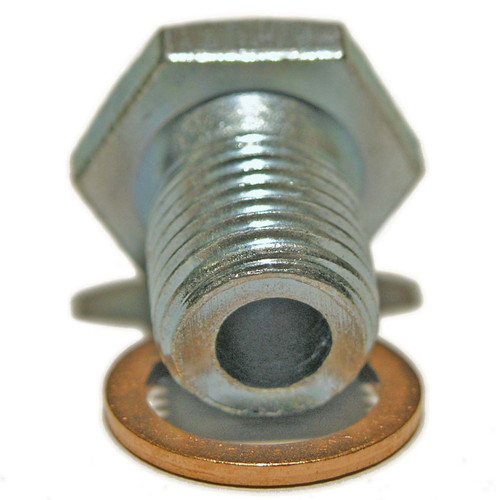 Alfa Romeo Mito Fiat 500 Petrol Engine Oil Sump Plug & Washer