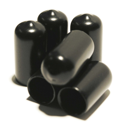 Smart ForTwo Luggage Shelf Rod End Caps - Pack of 6