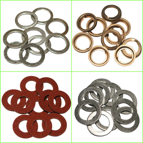 Nissan Toyota Honda Mazda  OE 40 Oil Sump Washer Assortment Workshop Pack SWAP3