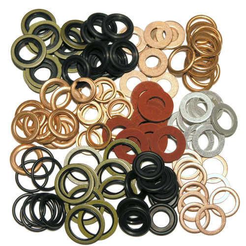 120 Top Selling Washers for  20+ vehicle makes. SWAP1 Pack