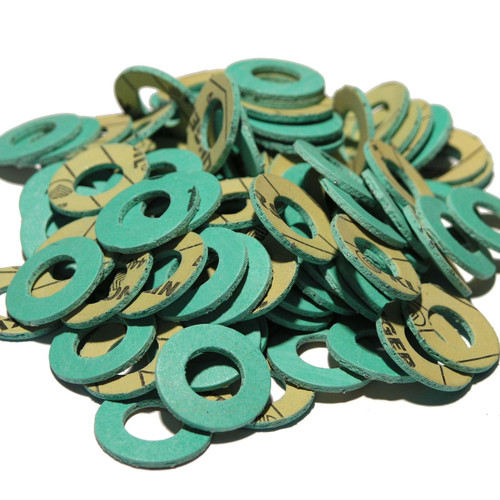 100 Pack of Washers, replaces: Toyota Lexus OE 90430-12028, Daihatsu OE 90044-30281-000