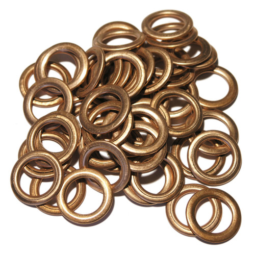 Peugeot and Citroen 0313.27 - SW17x50, 50 Pack of OE Replacement Sump Washers