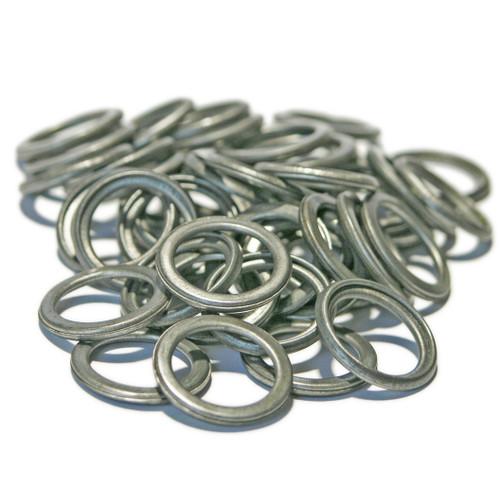 Hyundai 21513-21000, Kia 2151321000, Volvo 30874061, Mitsubishi MD 0 50 317 - SW16Fx50 - 50 Pack of OE Replacement Sump Washers