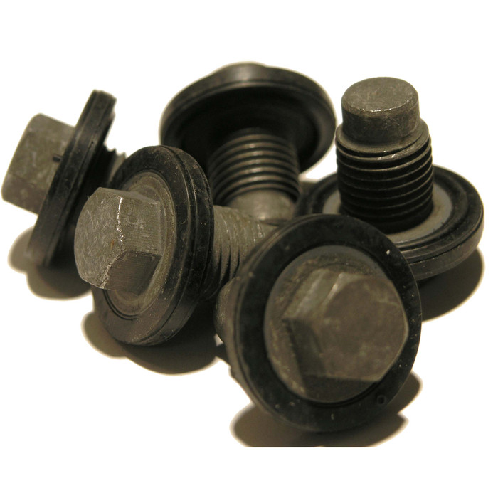 BMW Mini 11 13 7 513 050, SP29Wx5: 5 Pack of OE Replacement Sump Plugs & Washers
