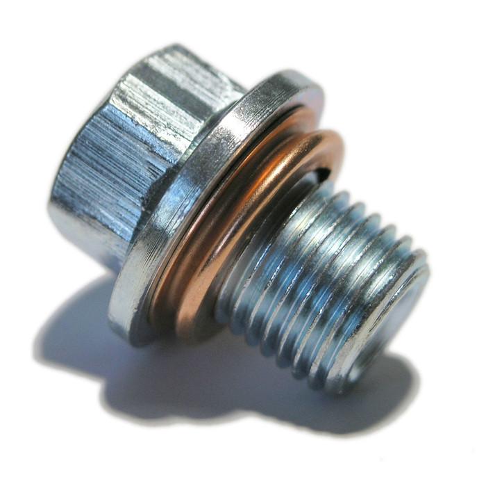Nissan Sump Plug replacing OE 11128-01M05 and OE 11128-9C60A