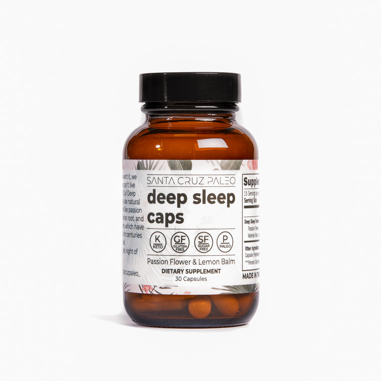 Deep Sleep Caps