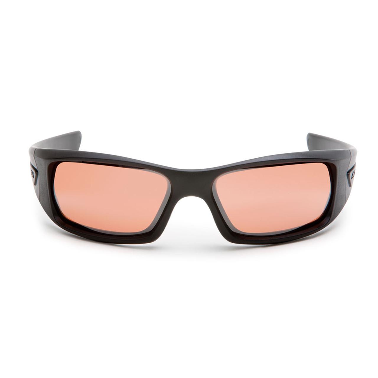 d180f19fd6a0 ESS 5B Black Frame Sunglasses - Copper Lenses - Atlantic Tactical Inc