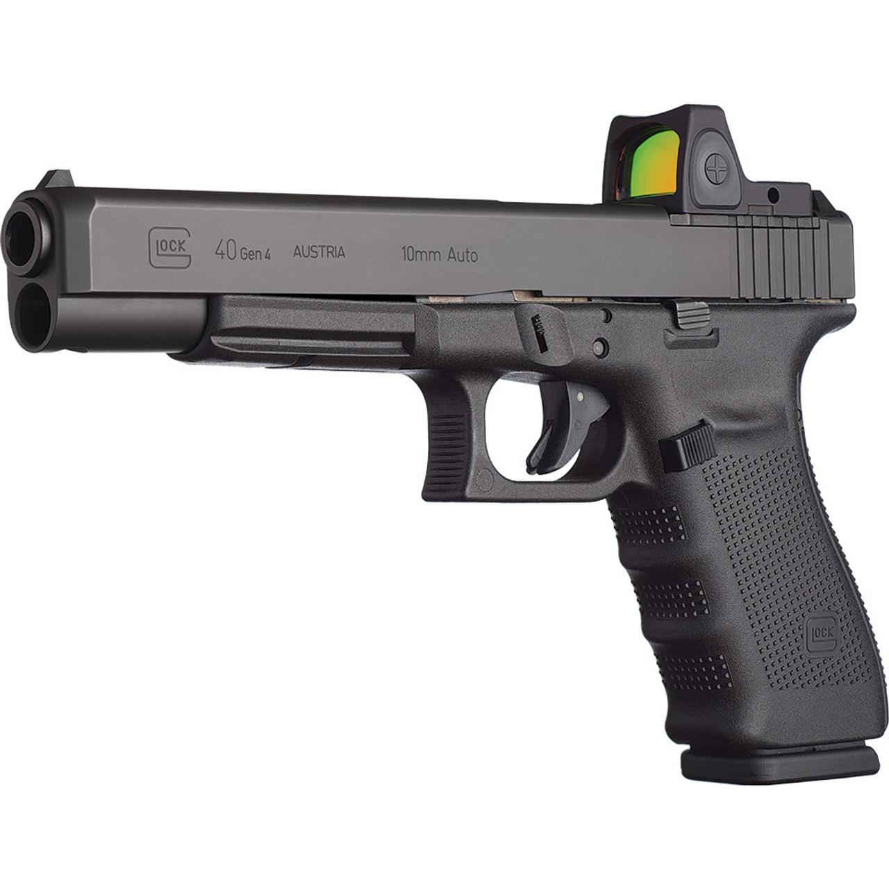 GLOCK 40 Gen4 MOS - 15rd - Fixed Sights